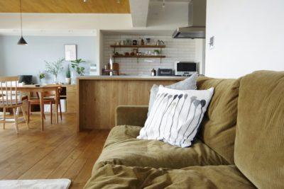 FKソファが届きました!TRUCKの憧れの家具がついにわが家に!