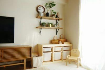 IKEAのおもちゃ収納トロファストをブログで紹介します。