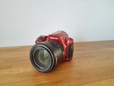 ペンタックスK-30の画面が真っ暗になる問題、2回目の修理。愛用の一眼カメラ