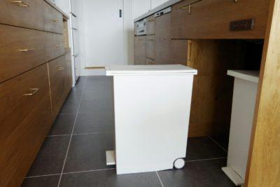 【キッチンごみ箱のおすすめ置き場所】新築だからできる収納方法をブログで紹介!
