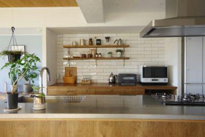アイランドキッチンは後悔なし!WEB内覧会で間取りも公開