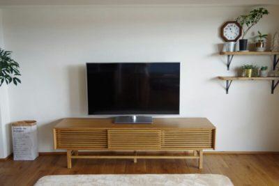 テレビボード おしゃれ 北欧 ブログ