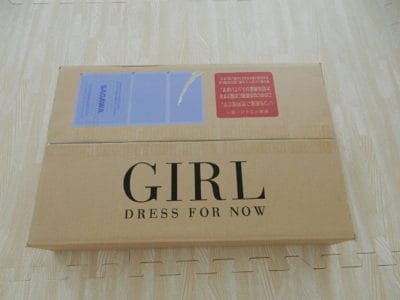 【口コミ】GIRLのパンツドレスを結婚式用に購入!実店舗はある?
