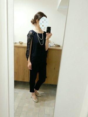 【口コミ】GIRLのパンツドレスを結婚式用に購入!着用画像あり!