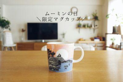【2018年ムーミンの日】限定マグカップが届きました by scopeブログで紹介