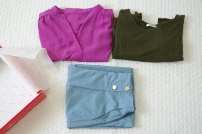 エアークローゼットで実際に届いた服を公開!月9800円で服借り放題のレンタルファッションを初体験