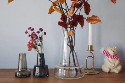 ホルムガードフローラは本当に花が飾りやすい、初心者向けの花瓶
